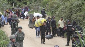Acción contra minería ilegal en Ecuador deja 1.170 desalojados y 21 detenidos