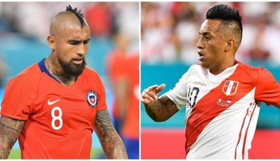 Diez datos imprescindibles del encuentro Chile-Perú