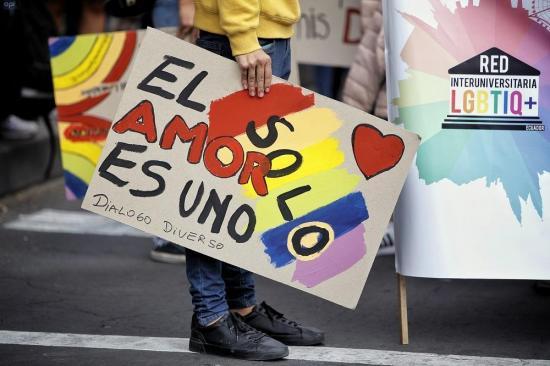 Comunidad LGTBI de Ecuador celebra matrimonio igualitario y busca adopción homoparental