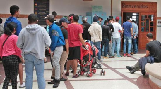 Venezolanos en Ecuador, de ayuda en la frontera a la integración, dice Unicef