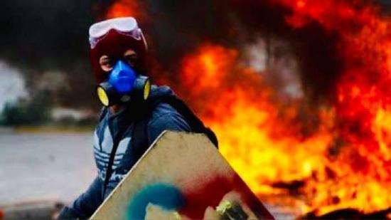 A prisión en España venezolano acusado de quemar a compatriota en protestas