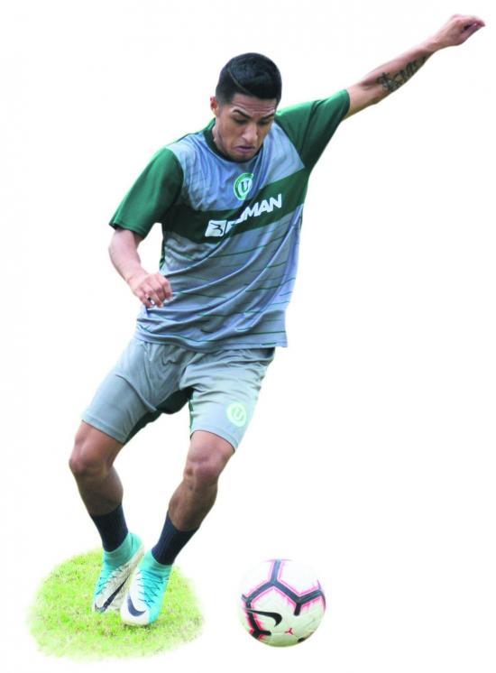 LDUP: Alexander Ushiña vuelve al once titular después de diez jornadas