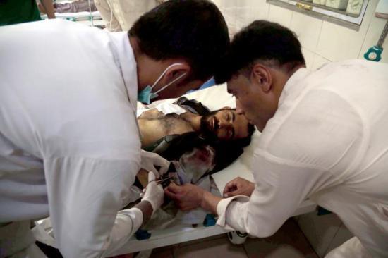Diez muertos y cerca de 20 heridos en atentado suicida en una boda en Afganistán