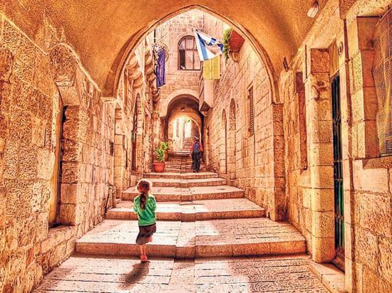 Un Israel enigmático