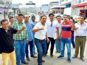 Piden mantener el ancho de la calle Pedro Gual