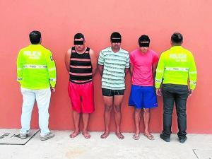 Secuestran a un pescador