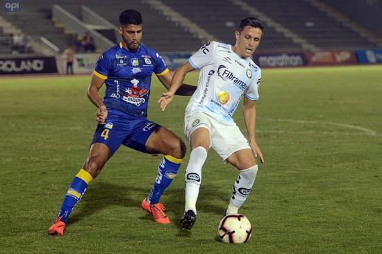 Delfín derrotó a Guayaquil City 3-1