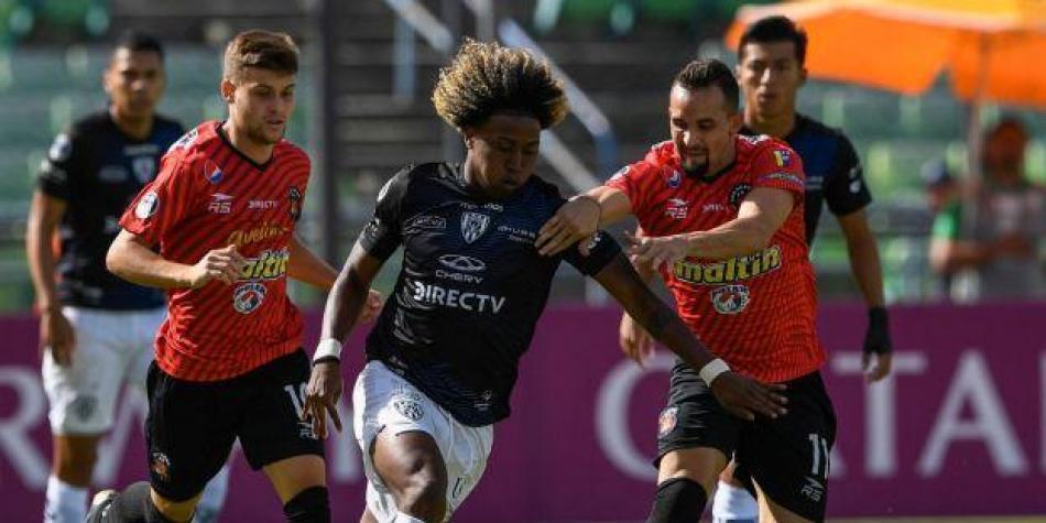 En Bogotá, Quito y Buenos Aires se definen los tres primeros cupos a cuartos