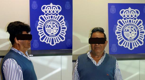 Detenido en España un hombre procedente de Colombia que ocultaba cocaína bajo su peluca