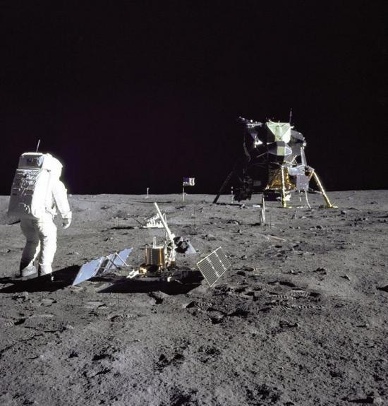 El viaje a Luna cumple 50 años y ahora le toca a Marte