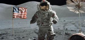 Hacer un montaje habría sido mucho más caro que ir de verdad a la Luna