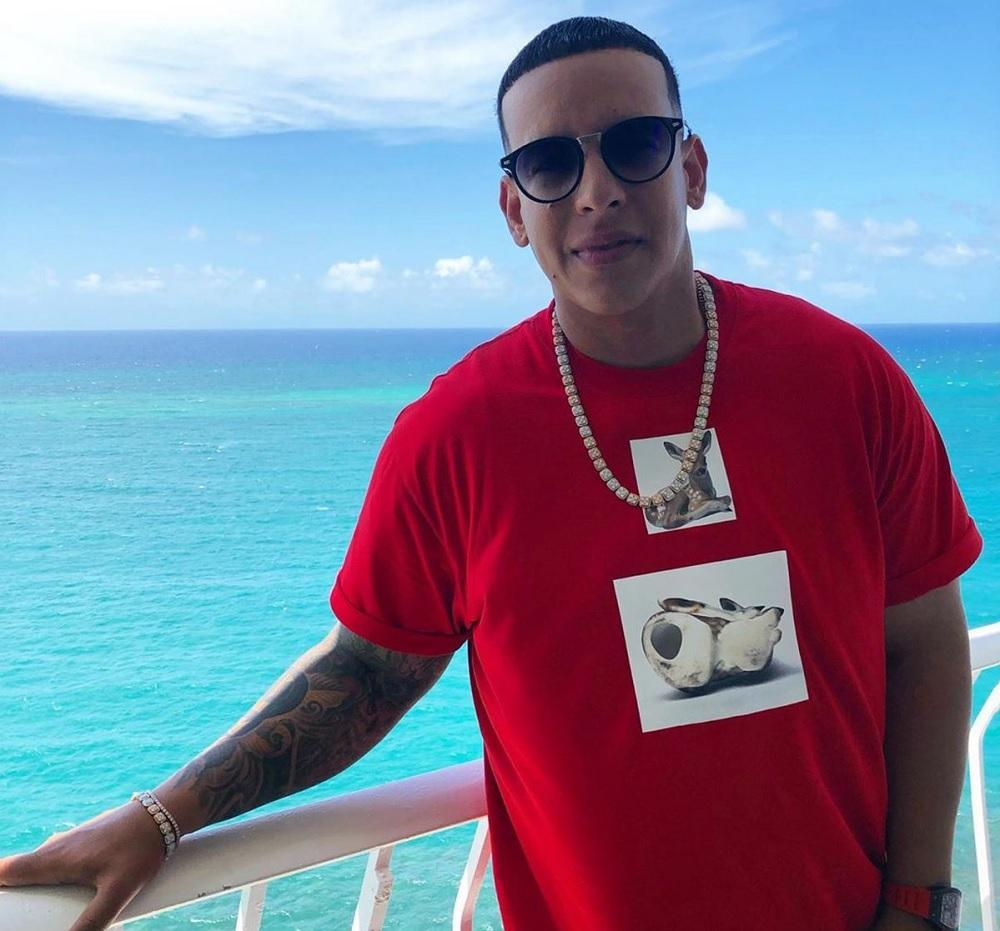 Daddy Yankee se une a la protesta pacífica contra gobernador de Puerto Rico