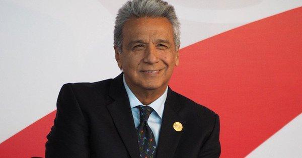 Presidente de Ecuador recibirá a Mike Pompeo el sábado en Guayaquil