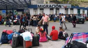 Presidente Lenín Moreno dice que en Ecuador viven ya 500.000 venezolanos