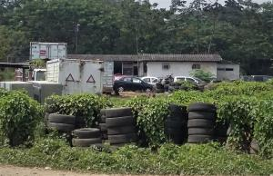 Desmantelaba carros