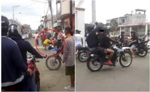Portoviejo: Balacera deja dos heridos en la parroquia Andrés de Vera
