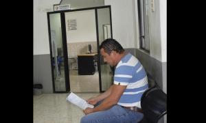 No hay material para las licencias de conducir en Manabí