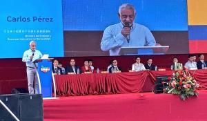 Ecuador inaugura su megaminería con operación en yacimiento Cóndor-Mirador