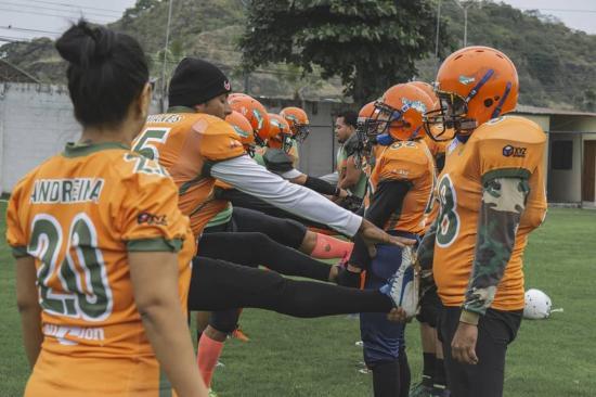 Caimanes Guayaquil promueve el deporte en todo el país