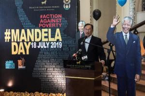 Sudáfrica recuerda a Mandela a los 101 años de su nacimiento