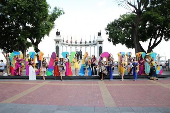 Este viernes se elegirá a la nueva Miss Ecuador