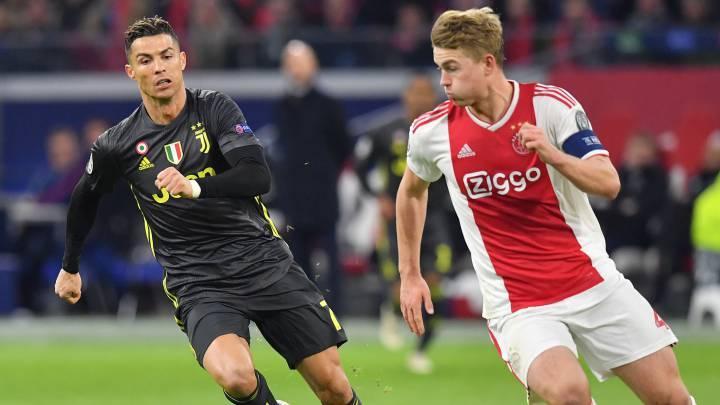 De Cristiano a De Ligt, el Juventus ficha a sus verdugos