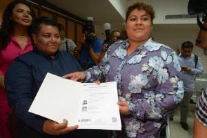 Hoy se realizó el primer matrimonio civil igualitario en Ecuador