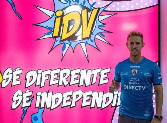El Independiente del Valle ficha al extremo español Dani Nieto