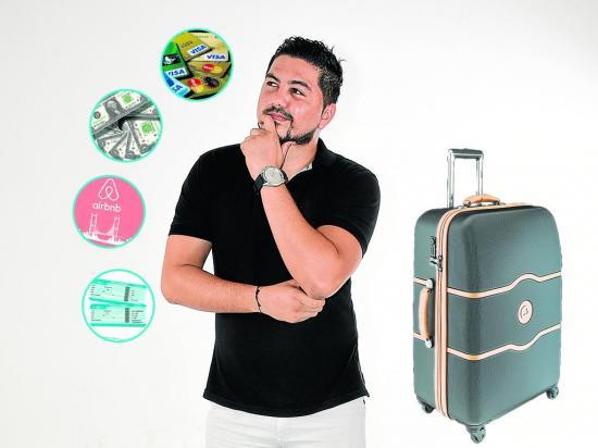 Viaja sin muchos gastos