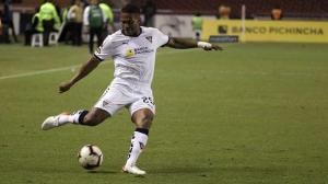 Antonio Valencia debutó con triunfo en Liga de Quito