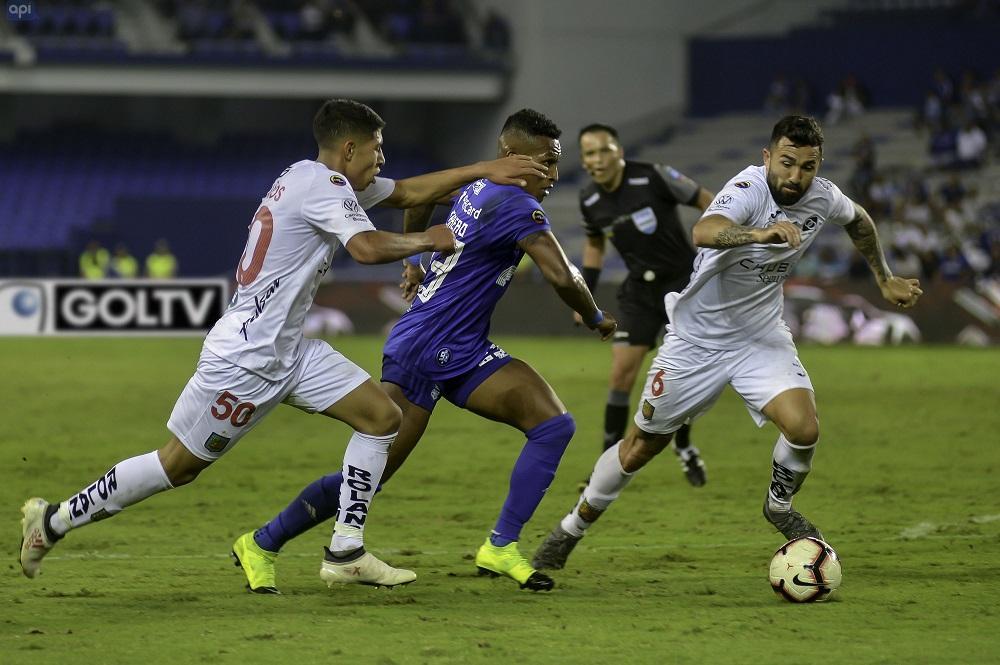 Emelec cae de local ante Deportivo Cuenca (0-1)
