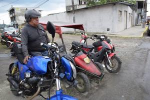 """El """"doctor"""" de las motos"""