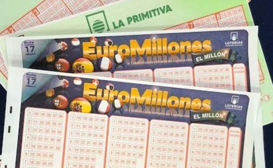 Un acertante español gana 107 millones de euros en la lotería europea