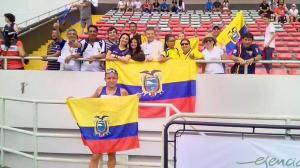 Glenda Morejón logra medalla de oro en Costa Rica