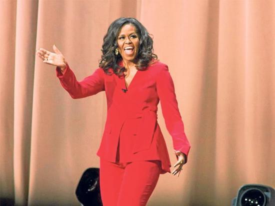 De primera dama a  la más influyente