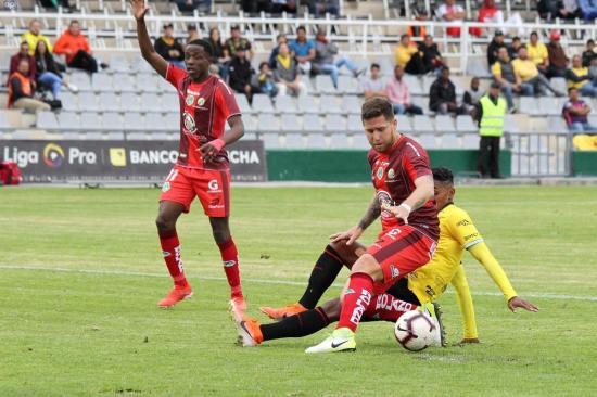 Barcelona cae por goleada en su visita a Mushuc Runa (5-1)