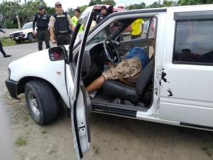 Hombre muere tras varios intentos de asesinato en El Carmen