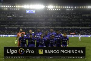 Copa Ecuador: Emelec jugará de local en el Reales Tamarindos
