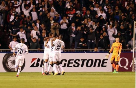 Liga de Quito y Olimpia, choque de titanes por cuartos final de Libertadores