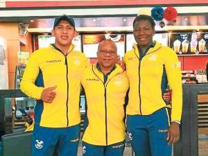 Manabitas ya están en Perú para los Juegos Panamericanos