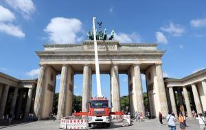 Berlín cierra ocho calles del centro a los vehículos diésel más contaminantes