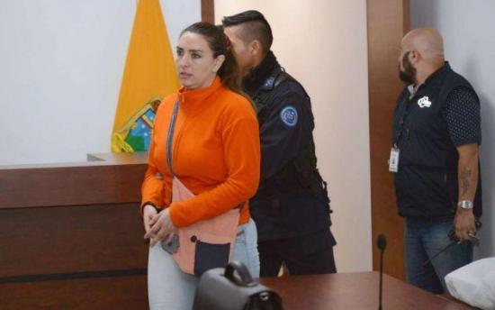 María Sol Larrea es llamada a juicio por peculado