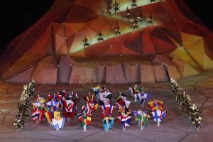 La hermandad entre países reina en la inauguración de Juegos Panamericanos