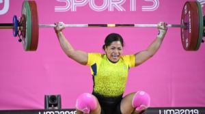 Alexandra Escobar obtiene medalla de plata en Juegos Panamericanos Lima 2019