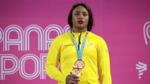 Tamara Salazar logra medalla de bronce para Ecuador
