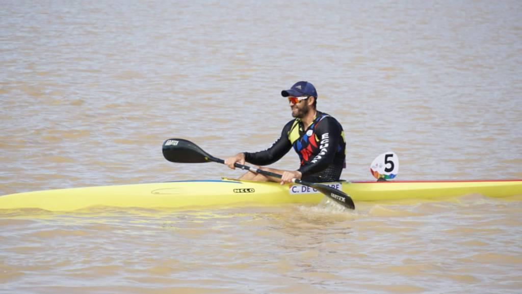 César de Cesare consigue medalla de plata en los Juegos Panamericanos