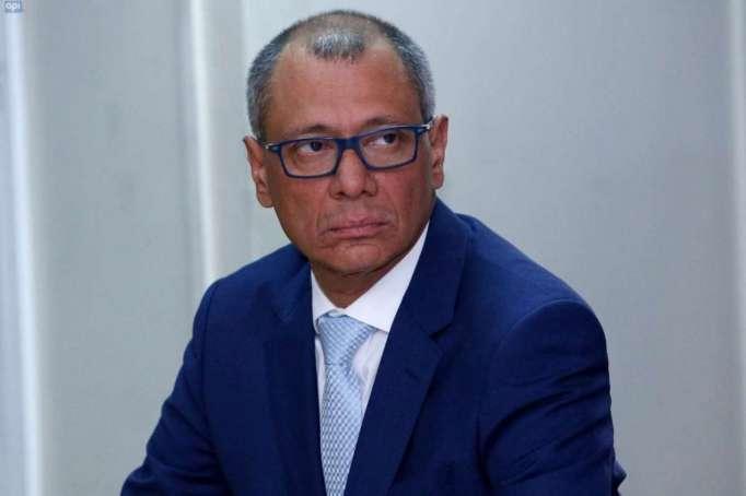 Delegación europea critica condiciones del exvicepresidente Jorge Glas