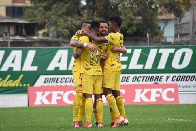 Barcelona SC clasifica a cuartos de final pese a caer en su visita a Santa Rita (2-1)