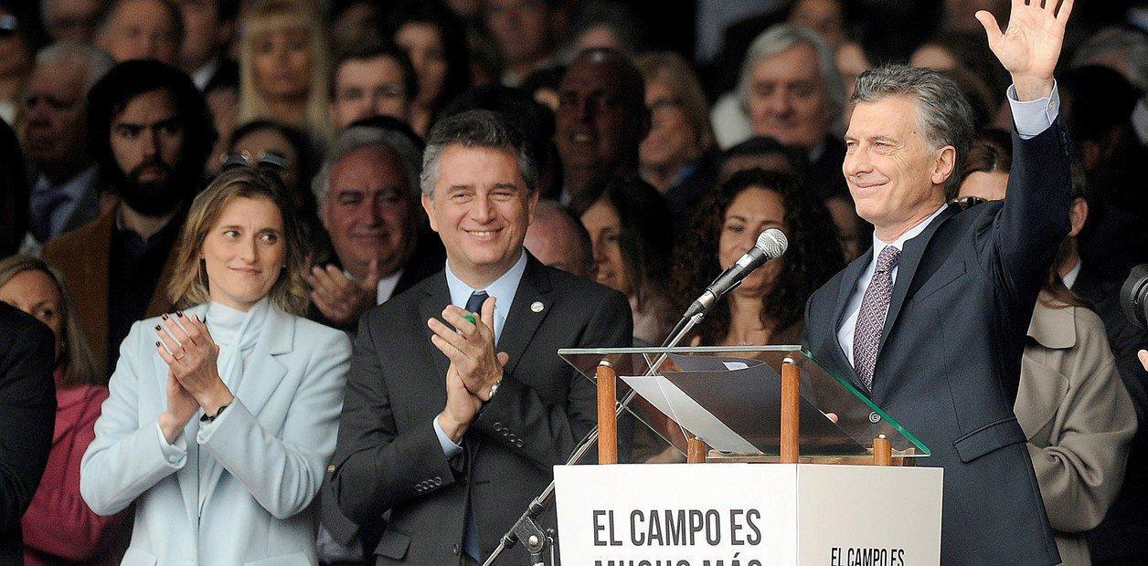 Mauricio Macri busca el voto del campo con promesas para el sector agropecuario