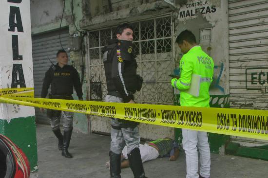Hombre fue estrangulado por 'amigo' en Portoviejo